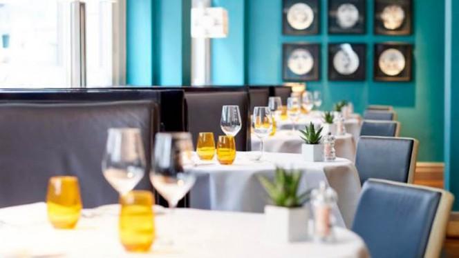 Restaurant - Bocconi, Brussels