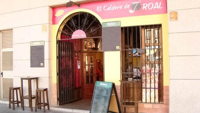 entrada - El Caldero de Roal, Leganés