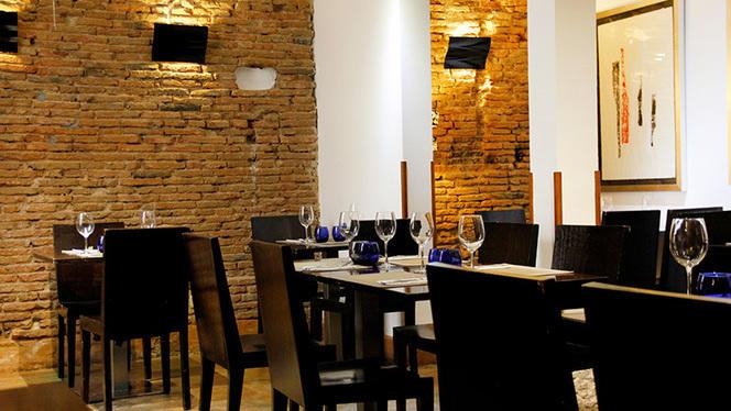 Detalle mesa - La Zamorana Madrid, Madrid