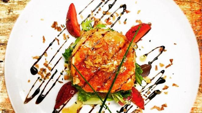 Sugerencia del chef - La Zamorana Madrid, Madrid