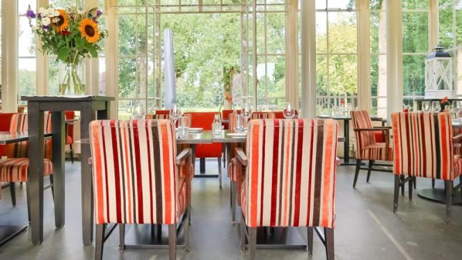 Restaurant - De Oranjerie, Barneveld