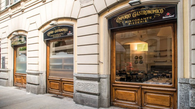 Entrata - Emporio Gastronomico, Turin