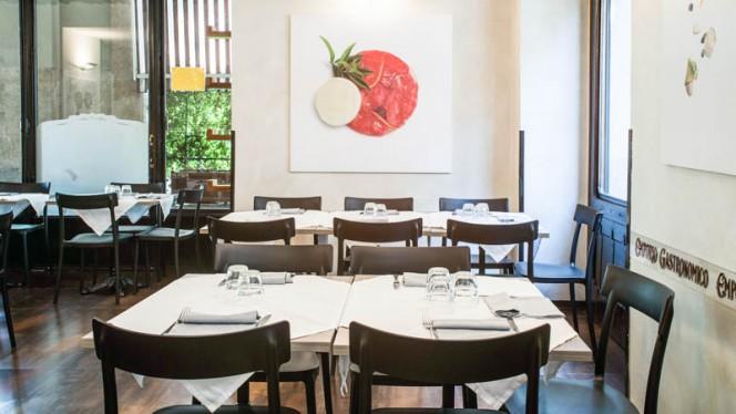 Sala del ristorante - Emporio Gastronomico, Turin
