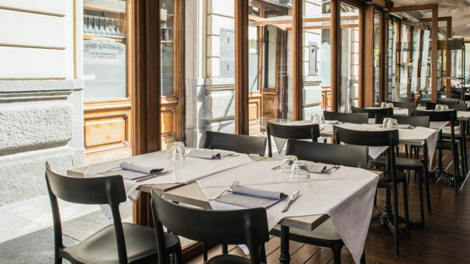 Terrazza - Emporio Gastronomico, Turin