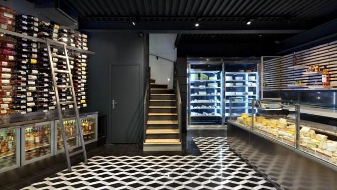Espace de Bar à Vins & Bar à Fromages - La Fromagerie du Passage, Aix-en-Provence
