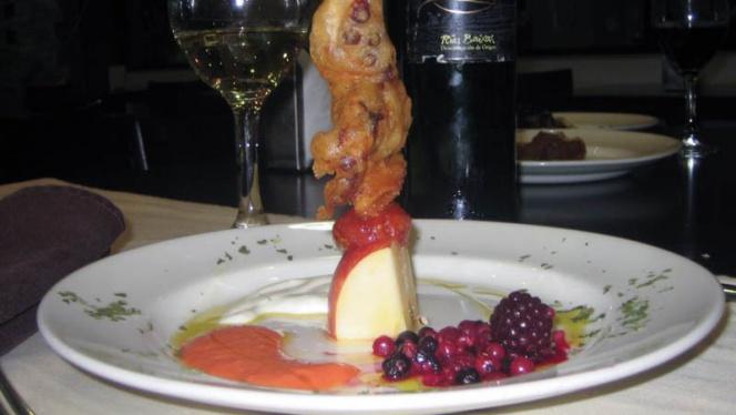 Sugerencia del chef - La Finca, Leganés