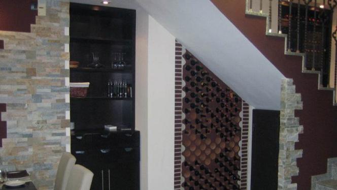Vista sala - La Finca, Leganés