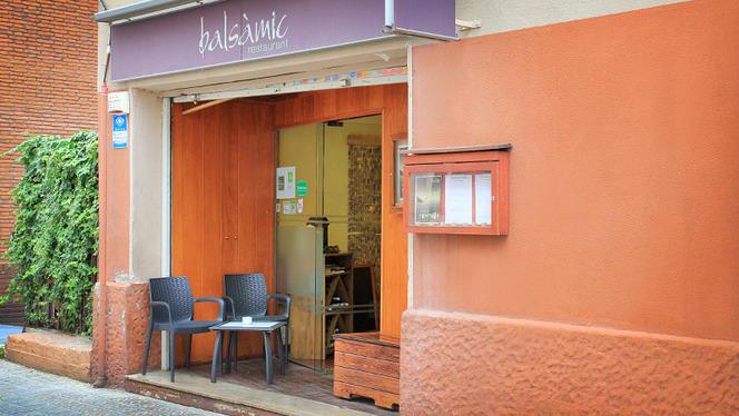 vista fachada - Balsàmic, Barcelona