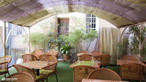 Le Jardin d'Amalula, Aix-en-Provence