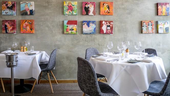 Het restaurant - Elkaar, Amsterdam