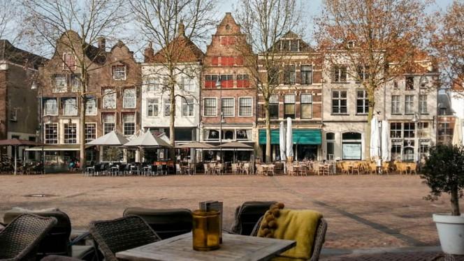 Terras - Jasmin's, Deventer