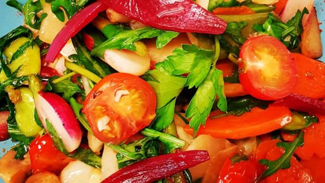Wok aux légumes - Nelly et Frédéric Phone, Toulouse