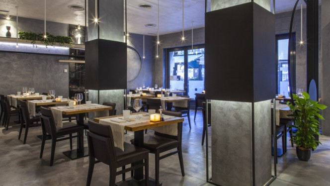 Interno - G Sushi - Oriental Pleasure, Milan