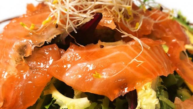 Sugerencia del chef - Masedy Restaurante Lounge Cockteleria, Barcelona