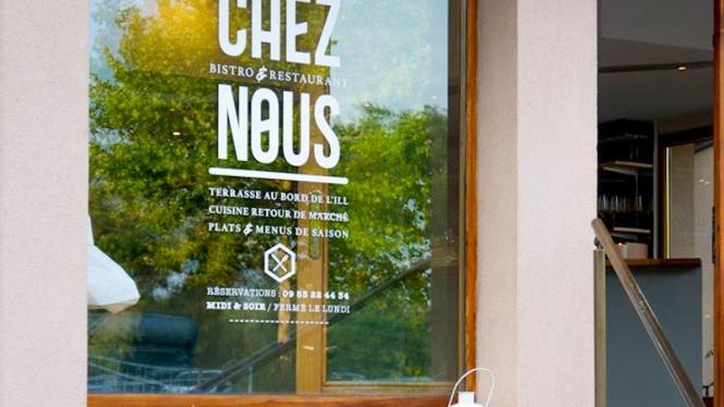 Entrée - Chez Nous, Strasbourg