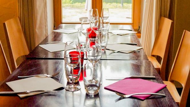 Table dressée - Chez Nous, Strasbourg