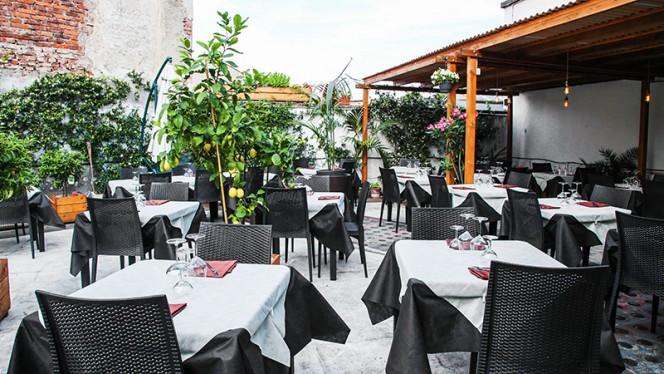Terrazza - Note di Cucina, Milan