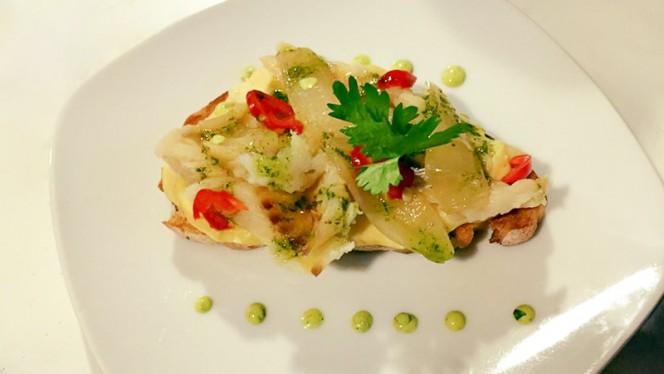 Sugerencia del chef - Picota - A Mesa do Largo, Porto
