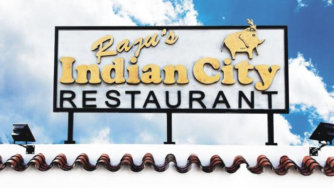 Logo - Indian City, Benalmadena
