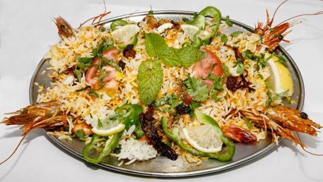 Sugerencia del chef - Indian City, Benalmadena