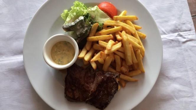 Suggestion de plat - Les Gourmands de Notre Dame, Paris