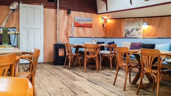 Restaurant - Bistro De Kwaak, Zwolle