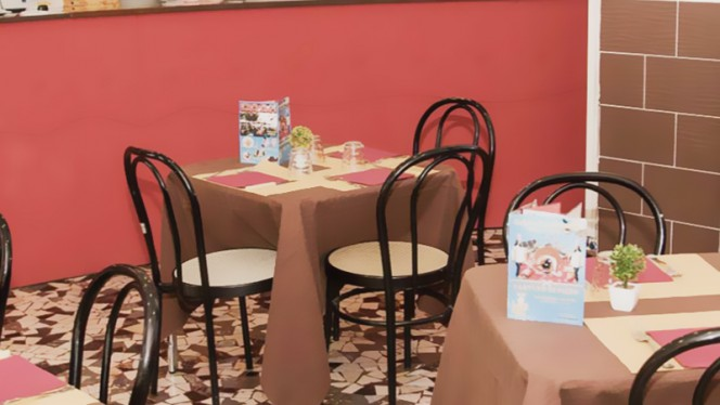 La sala - Pizza da Matti, Turin