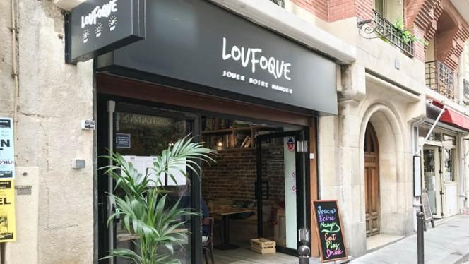 Entrée - Loufoque, Paris