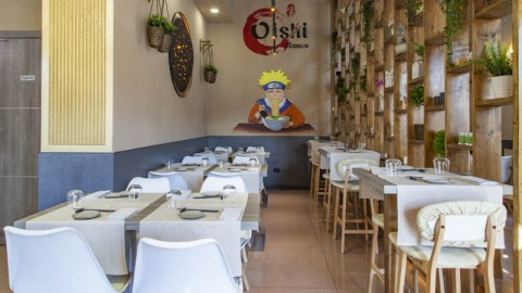 Oishi Ramen, Milan