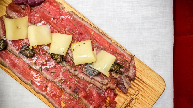 Sugestão do chef - Porto Sentido, Porto