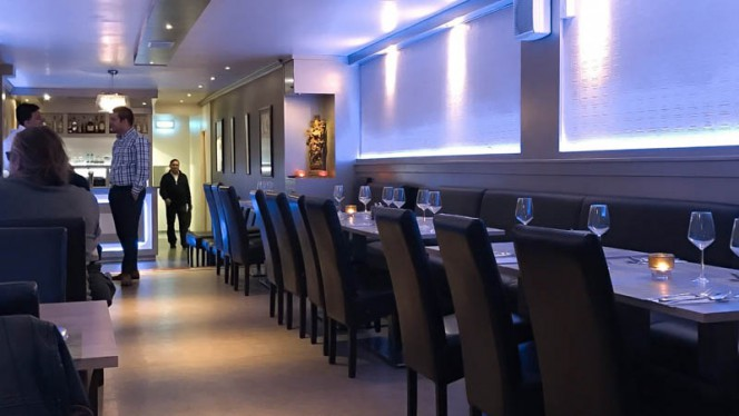 Restaurant - Rangoli South Indian Restaurant, Amsterdam