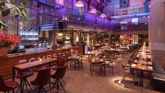 Het restaurant - Pompstation, Amsterdam