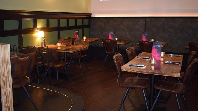 Interieur - Zorba Food, Drinks & more, Tilburg