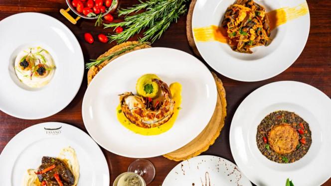 Sugestão do chef - Fasano Al Mare, Rio de Janeiro