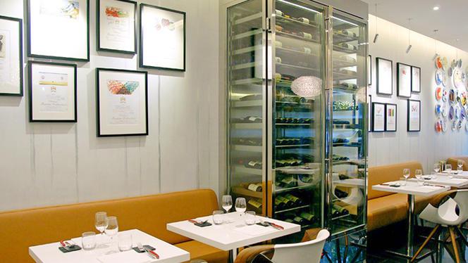 salle - Wine & Beef Fusterie, Genève