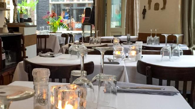 Restaurantzaal - La Trattoria di Donna Sofia, Amsterdam