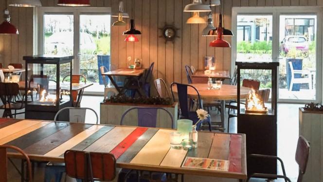 Het restaurant - Brasserie de Vuurtoren, Nijkerk