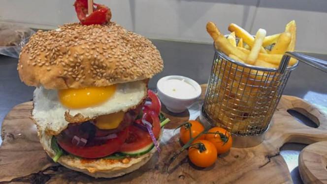 Suggestie van de chef - Brasserie de Vuurtoren, Nijkerk