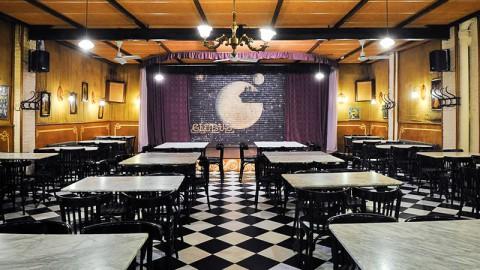 Globus Bar, Manresa