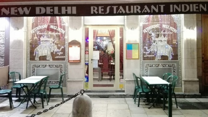 Terrasse - New Delhi, Lyon