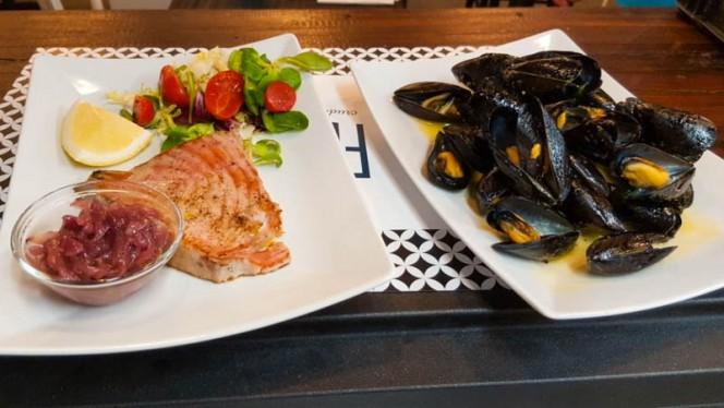 Suggerimento dello chef - Fisheria, Rome