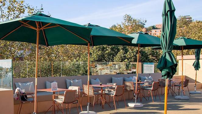 Esplanada I - Douro Sky Lounge, Porto