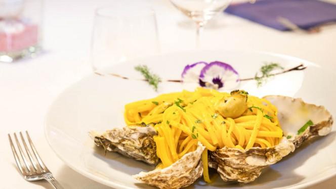 Sugerimento dello chef - Osteria del Pesce Al Pontile, Milan