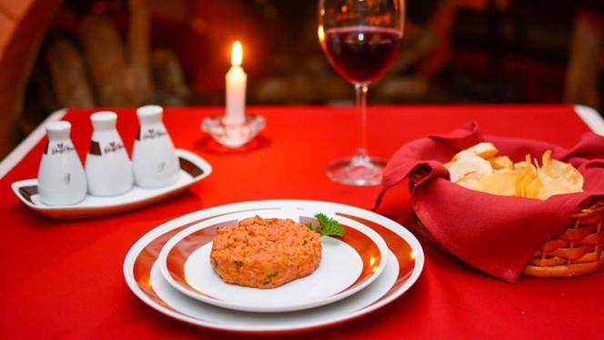 Sugestão do chef - Chalet Suisse, Curitiba