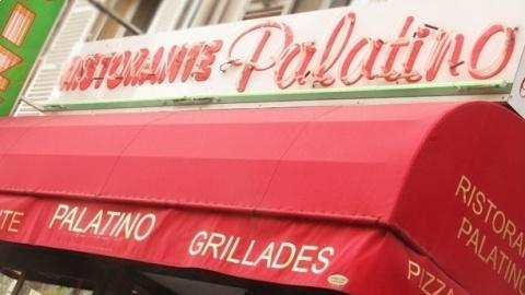 Pizza Palatino, Paris