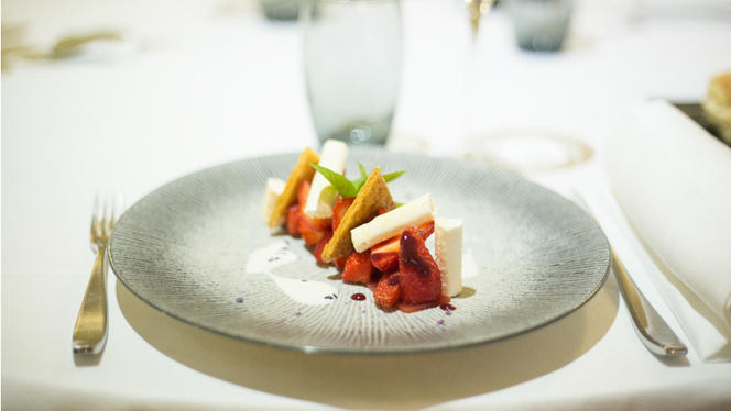 Suggestion de dessert - Le Clos d'Augusta - Samuel Zuccolotto, Bordeaux