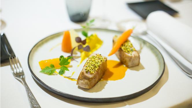Suggestion de plat - Le Clos d'Augusta - Samuel Zuccolotto, Bordeaux