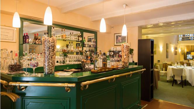 Vue du bar - Le Clos d'Augusta - Samuel Zuccolotto, Bordeaux