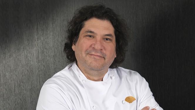 Chef Gastón Acurio - Terrat by Gastón Acurio, Barcelona