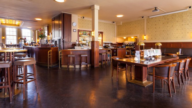 restaurantzaal - Luxembourg, Amsterdam